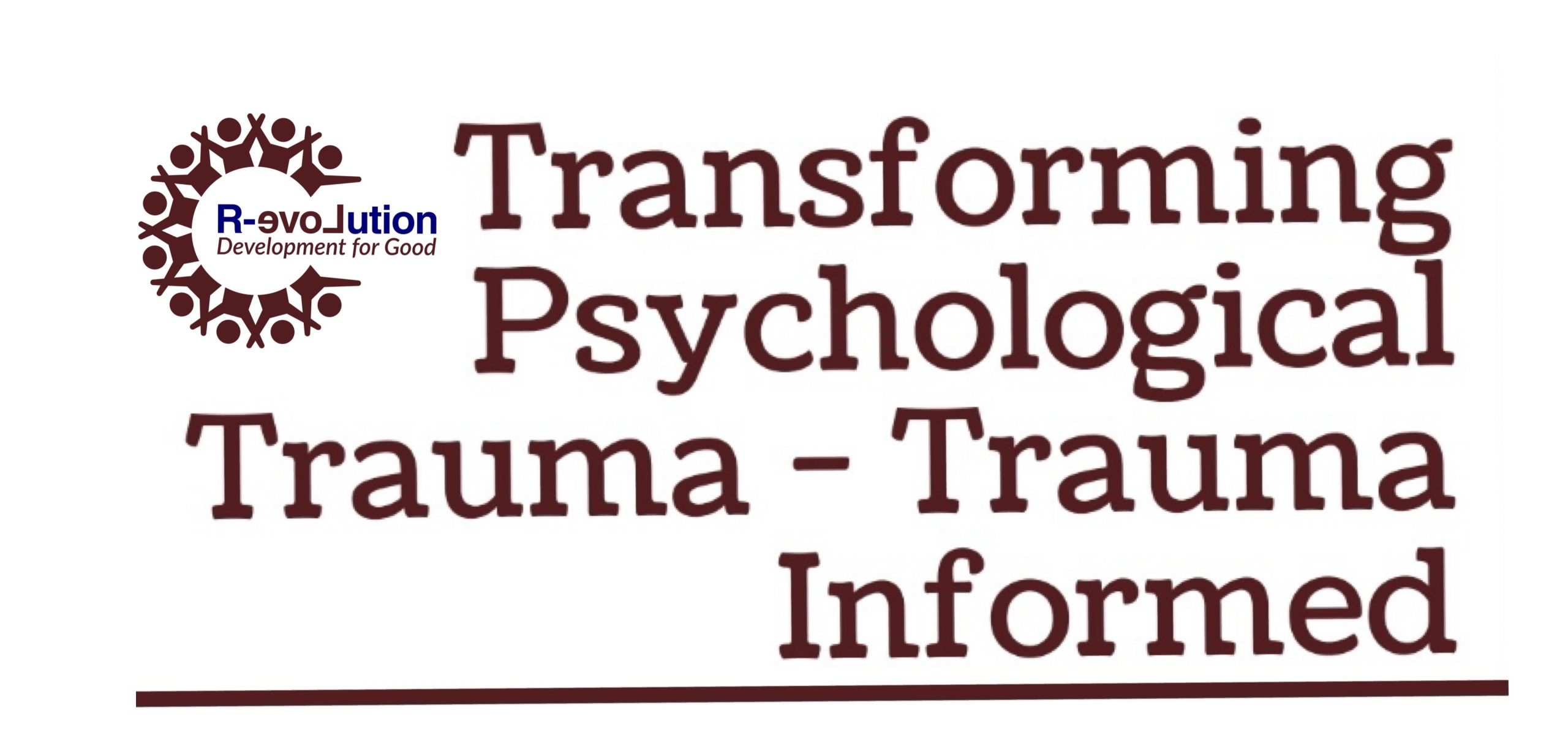 Trauma Informed Training